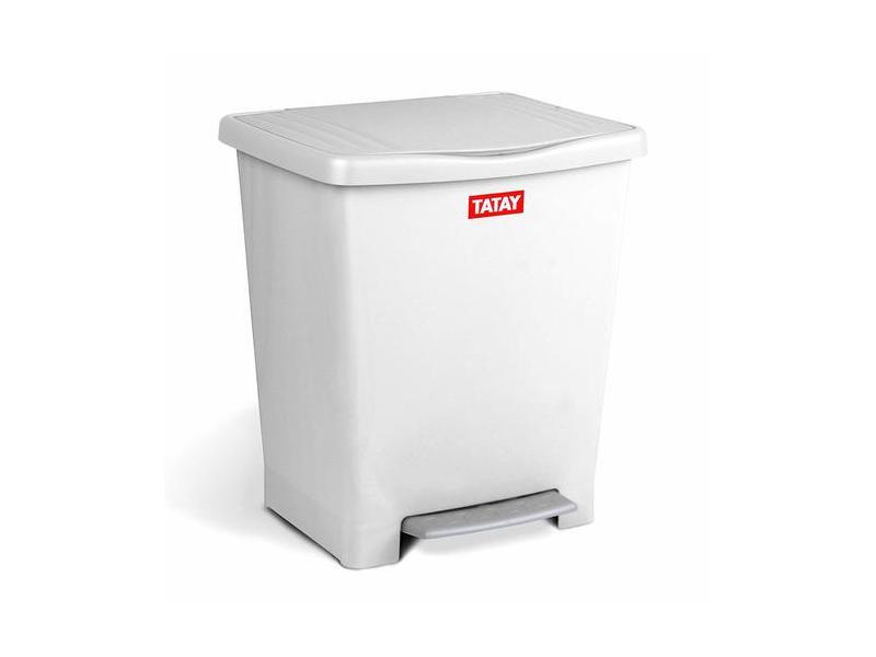 Alt. Color Blanco Cm Oryx 5071165 Cubo Basura Colgante Para Encimera//Cesta Recogedora Desperdicios 31x13x17.5